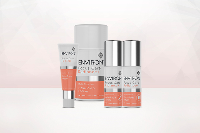 Environ Skin Care Radiance+ Range